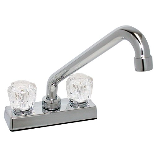 "Phoenix by Valterra PF211304 4"" Two-Handle Deck Faucet"