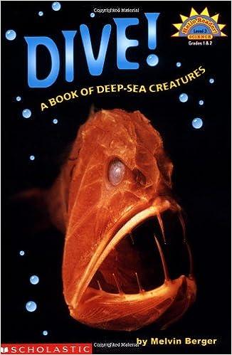 Dive! A Book Of Deep Sea Creatures (level 3) (Hello Reader ...
