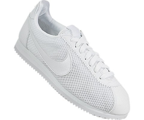 Pictures of NIKE Womens Classic Cortez Prem Running Trainers 2