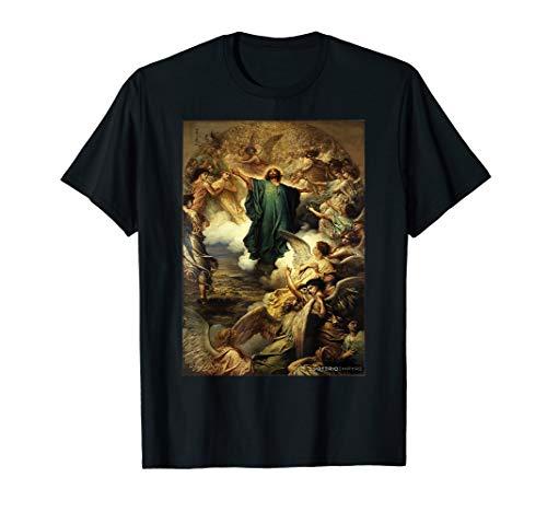Jesus Christ Ascension Shirt Gustave Dore