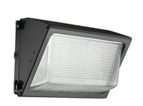 Lithonia Lighting TWR1 150M TB LPI 150W Metal Halide Cast Wall Pack Light, Dark Bronze