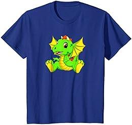 Kids Cute Dinosaur short sleeve T-Shirt for Kids