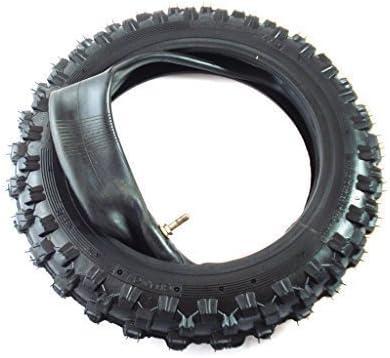 Hmparts Dirt Bike Pit Bike Mini Cross Reifen 2 50 10 Cross Profil Mit Schlauch Auto