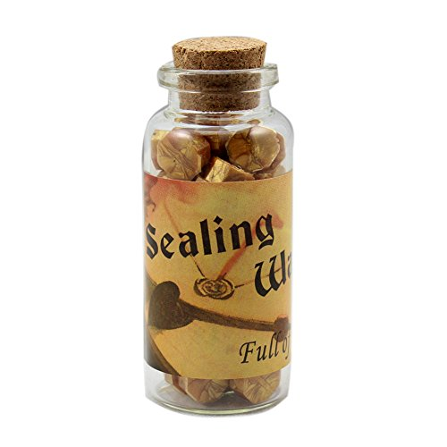 FQL 1 Bottle Of Octagonal Sealing Wax Sticks Beads For Wax Seal Stamp - Beads Stamps
