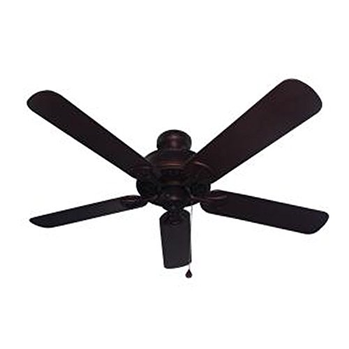 Harbor Breeze Calera 52-in Aged Bronze Downrod Mount Indoor/Outdoor Ceiling Fan ENERGY STAR ()