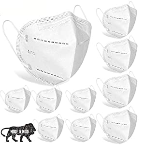 Best Luzuliyo Anti Pollution and Reusable Face Mask India