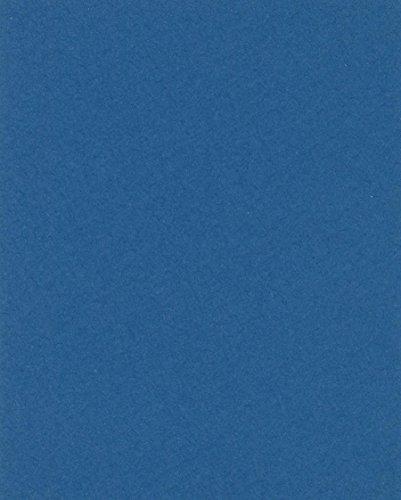 Yorktown Blue 16x20 Backing Board - Uncut Photo Mat Board - Center Yorktown