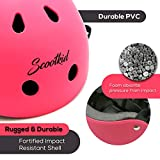 Hurtle Sports Safety Bicycle Kids Helmet - Toddler