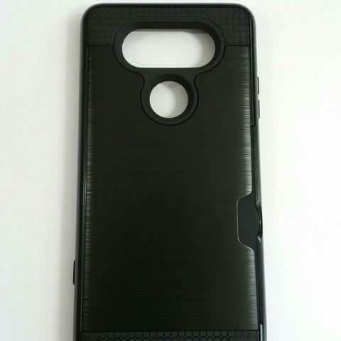 hot sale online 8e17a 1af09 Amazon.com: LG V20 - [Pro-Mobile] Credit Card Holder Case Hybrid ...