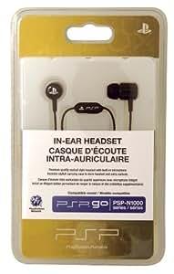 PSPgo In-Ear Headset