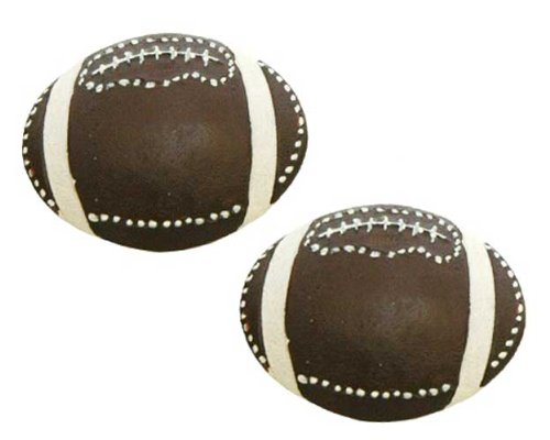 (Football Drawer Pulls by Borders Unlimited)
