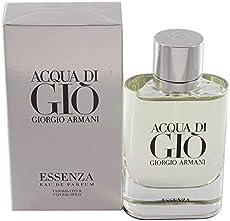 Acqua Di Giô Essenza by Giorgîo Ârmani Eau De Parfum Spray For Men 2.5 FL.  OZ. 75 ml d0c9ca0a650