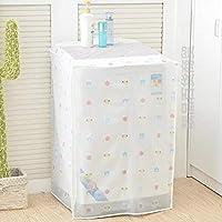 Vosarea - Funda de protección para lavadora (carga delantera ...