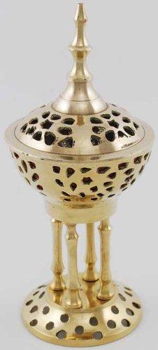 Byzantine (Greek Orthodox) Pedestal Incense Burner - 8