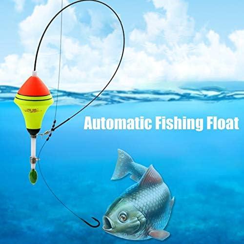 BianchiPamela Automatic Fishing Float Portable Pesca Carp Fishing Bobber Fishing Tackle Tool