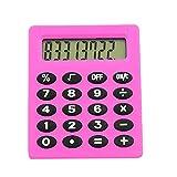 Acecor LCD Display Pocket Cartoon Travel Mini Students Portable Calculator Basic