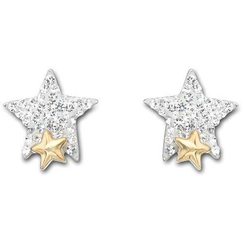 Swarovski Tough Star Pierced Earrings