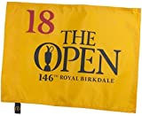 2017 OFFICIAL BRITISH OPEN (Royal Birkdale) GOLF FLAG