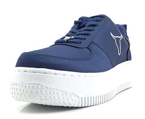 Tela Mujer Smith Windsor Para Azul Zapatillas Turquesa de 1qtvw4AZ