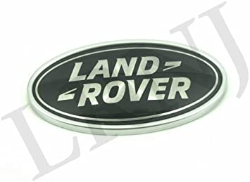 Land rover Defender Discovery oval Decal sticker Large