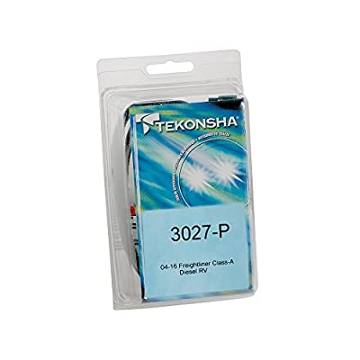 Tekonsha 3027-P Brake Control Wiring Adapter - 2 plugs, Freightliner: Automotive