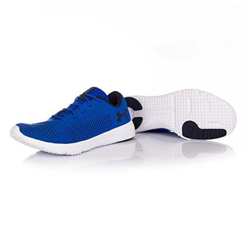 Under Course Hommes De Bleu Pour Ua Armour Chaussures Rapid rAHqOwr6t