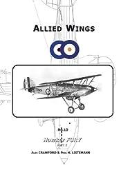 Hawker Fury (Part 1) (Allied Wings)