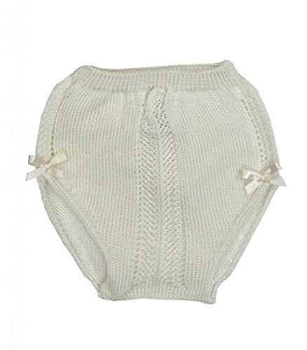 Ranita bebé MAC ILUSION Braguita calada 100% Algodón Crudo: Amazon.es: Bebé