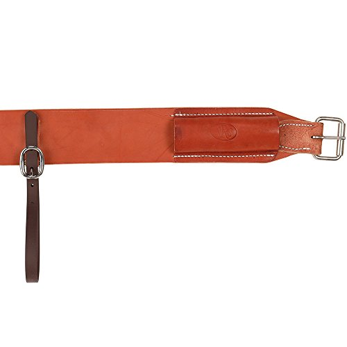 NRS Tack 3 Single ply Harness Leather Straight Flank