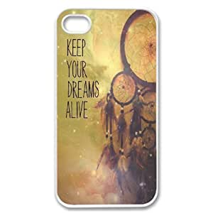 Cool Case For Iphone 5c Hipster Dream Catcher Nebula Vintage Retro Print White Sides CaseKimberly Kurzendoerfer