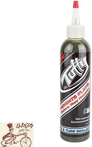 Bicycle TIRE Sealer SEALANT-8oz – MR.TUFFY