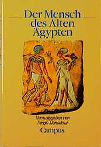 Der Mensch des Alten Ägypten