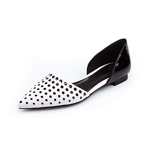 5 Blanc Femme Compensées APL10885 EU 36 Sandales BalaMasa Blanc XwOA0xq