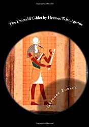 The Emerald Tablet by Hermes Trismegistus: with Chakra energy Transpersonal E Kepler Polyhedron Great Dodecahedron Disyllable Iamb