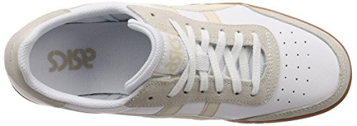 Vickka Asics Birch White TRS Trainers Birch White Oxwq4EAU