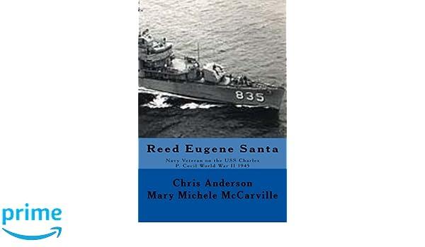 Reed Eugene Santa (Arizona Veteran Legacy Project)