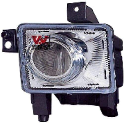 Van Wezel 3717996 Faros Delanteros para Autom/óviles transparente