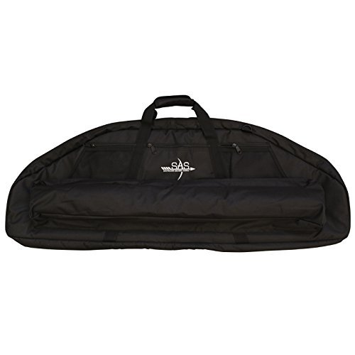 SAS Deluxe Compound Bow Case (Black)