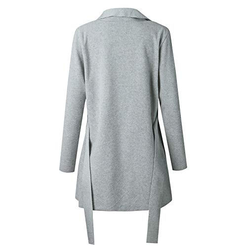 SMALLE ◕‿◕ Clearance,Women Ladies Long Sleeve Cardigan Coat Suit Top Open Front Jacket Outwear by SMALLE (Image #4)