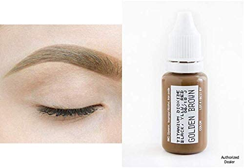 MICROBLADING SUPPLIES BioTouch Permanent Makeup Pigment Cosmetic Tattoo Ink  LARGE Bottle pigment professional permanent makeup supplies Eyebrow Lip