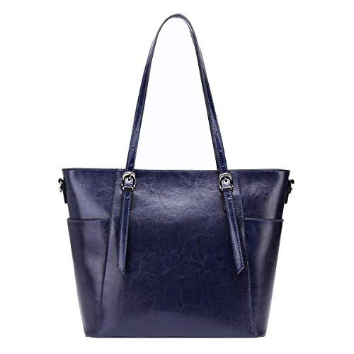 New United States Shopping 2018 Fashion Bag Big Handbags Ladies And Messenger Blue Leather Shoulder The Europe dxF14w