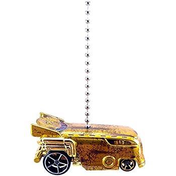 Hot Wheels Star Wars Volkswagen Ceiling Fan Light Chain