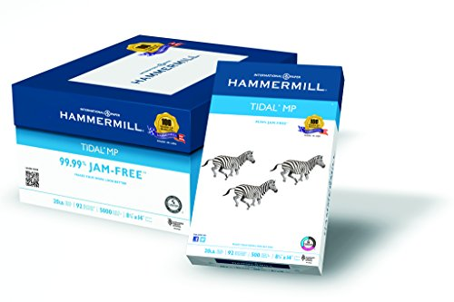 Hammermill Paper, Tidal MP, 20lb, 8 .5 x 14, Legal, 92 Brigh