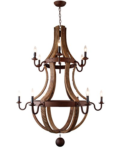 Large Outdoor Chandelier Lighting in Florida - 4