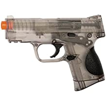 Smith & Wesson Spring Airsoft Pistol, Black