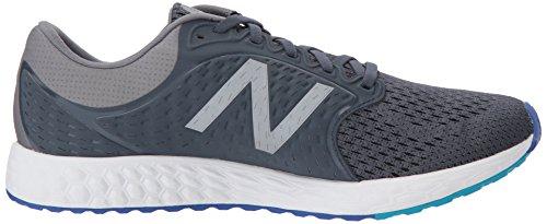 Nuovo Equilibrio Mens Zante V4 Running Shoe Grey