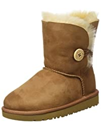Ugg Australia Toddler's Bailey Button Boots