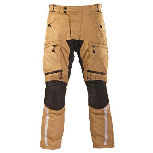 (Motonation Phantom Tourventure textile pant (6XL, Brown - 2