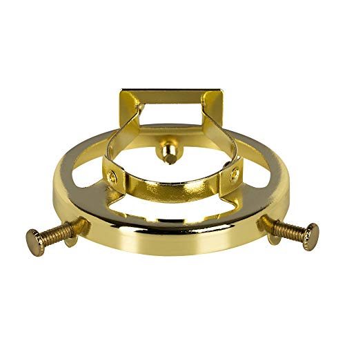 Upgradelights Clamp on Uno Lamp Shade Holder (Downbridge Lamp Part). (Bridge Lamp Parts)