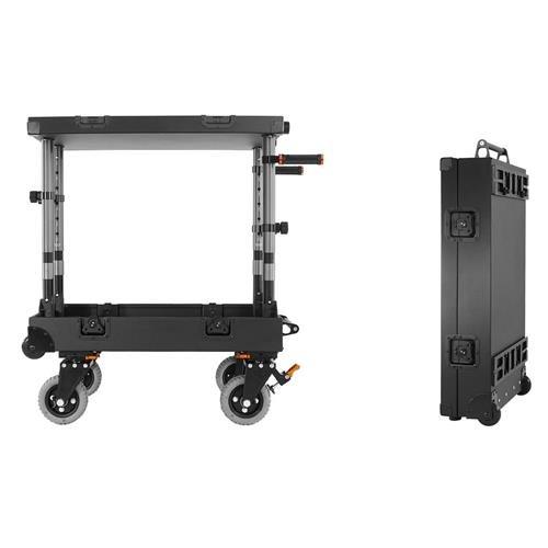 INOVATIV Scout 31 EVO Equipment Cart, 400lbs Capacity